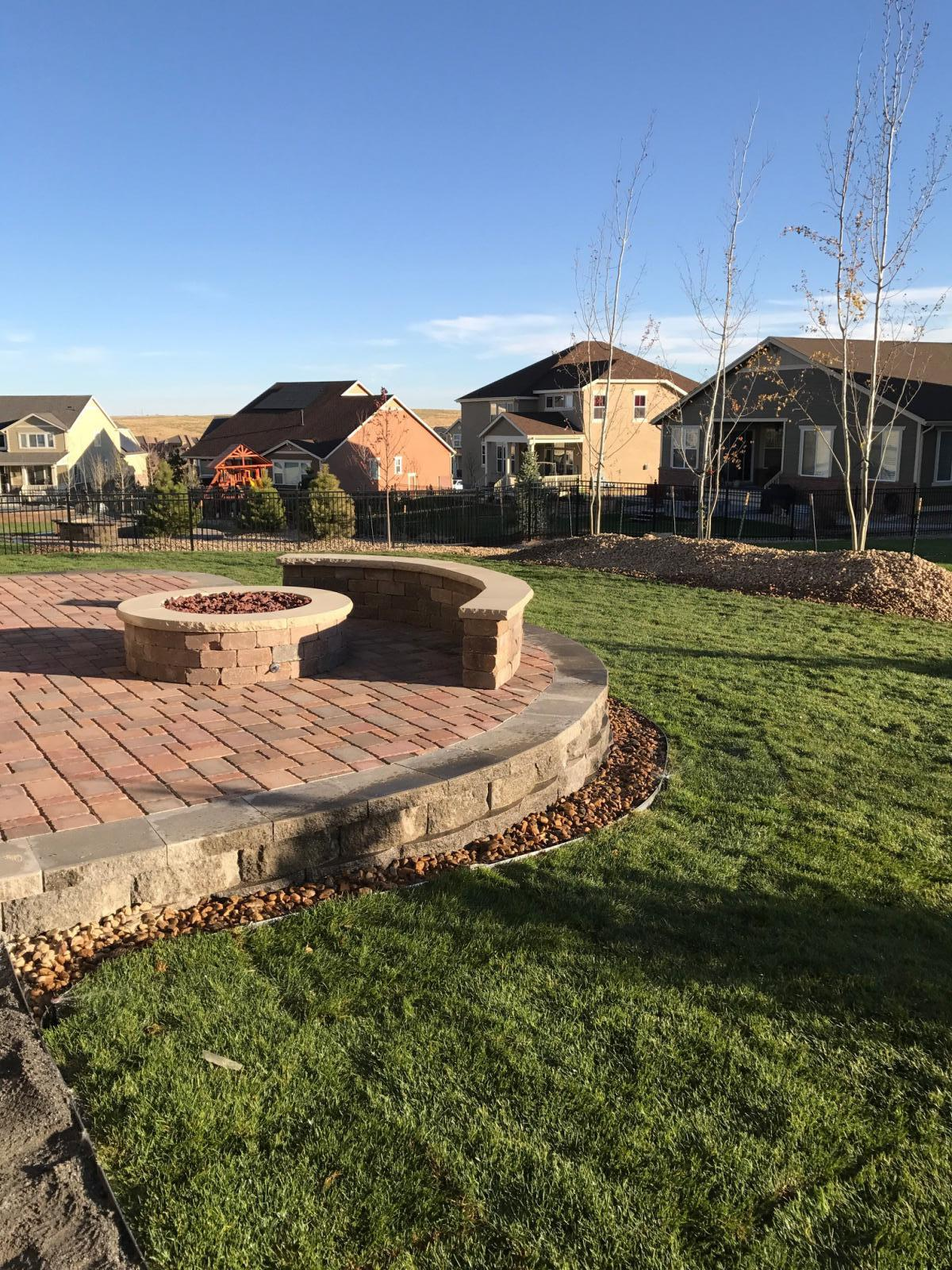 greenwood village sprinkler service and landscaping