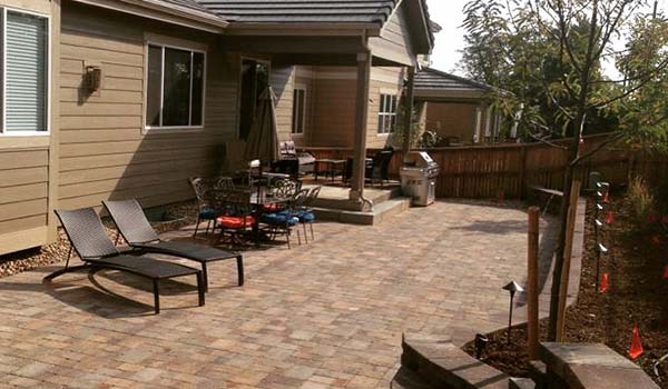 denver landscaping and sprinkler installation