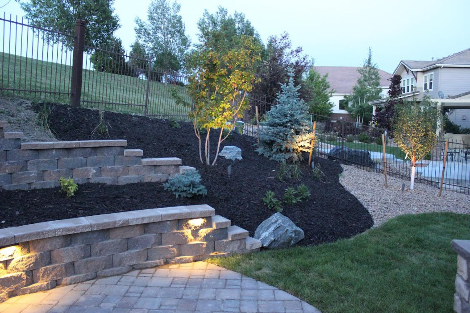 highlands ranch sprinklers and landscaping