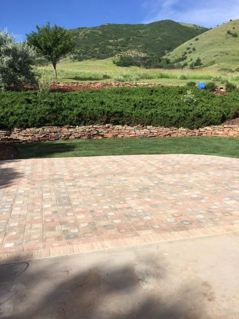 littleton landscaping and sprinkler installation